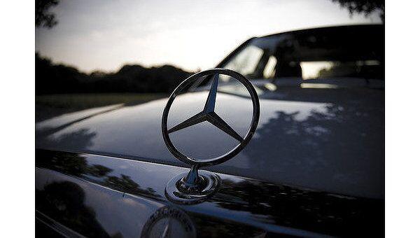 Филиал Daimler AG заплатит штраф за прожорливость двигателей