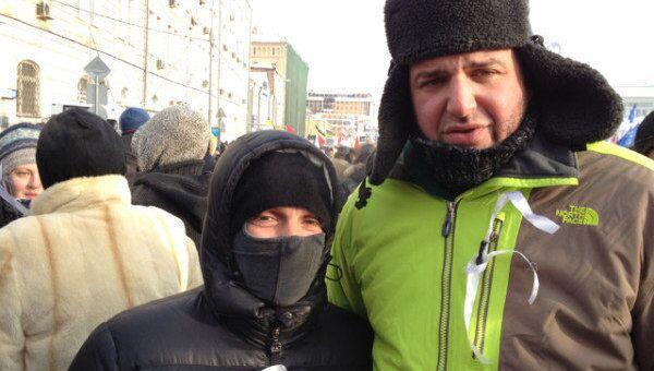 Митинг 4 февраля звезда репортер