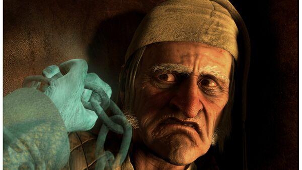 Кадр из фильма Рождественская история 3-D