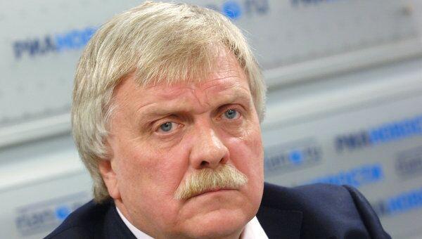 Председатель комитета по архитектуре и градостроительству города Москвы, главный архитектор Москвы Александр Кузьмин. Архив