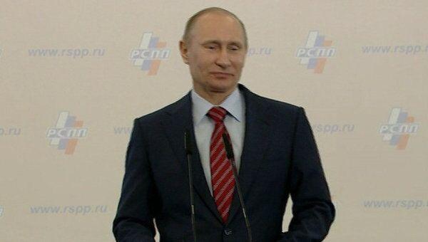 Путин предположил, что рождественские каникулы тяжеловаты для здоровья