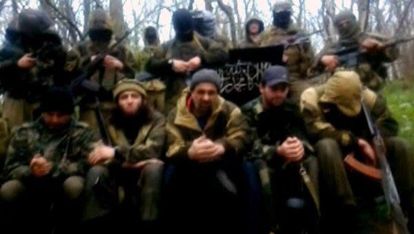 Силовики показали видео из архива уничтоженного лидера боевиков Даудова