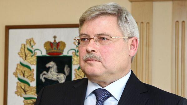 Сергей Жвачкин, архивное фото