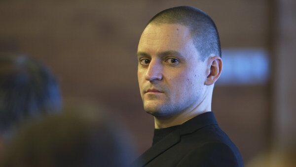 Секретарь-координатор партии Российский объединенный трудовой фронт Сергей Удальцов