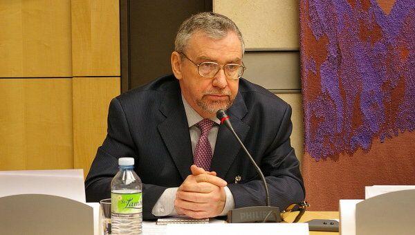 Руководитель отдела социально-политических исследований Левада-Центра Борис Дубин