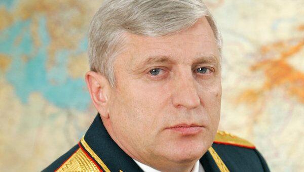 Генерал Александр Постников, архивное фото