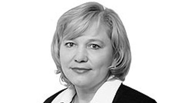 Депутат Раменского района и генеральный директор ЗАО Племзавод Раменское Татьяна Сидорова