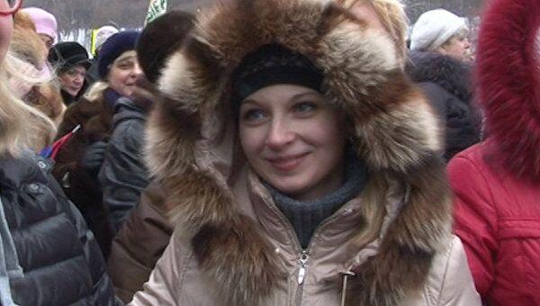 Участница митинга в Лужниках Анна Монахова про обновленную Россию