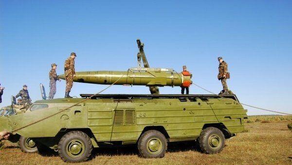 """Тактический ракетный комплекс 9К79-1 """"Точка-У"""""""