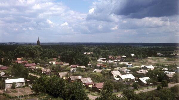 Павловский Посад. Архивное фото