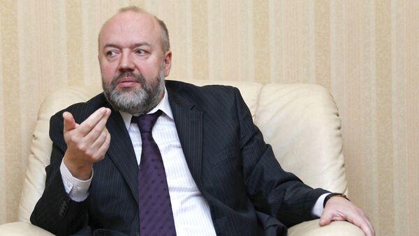 Павел Крашенинников. Архивное фото