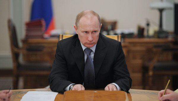 Вопрос о льготе по налогу на прибыль для АПК пока не решен - Путин