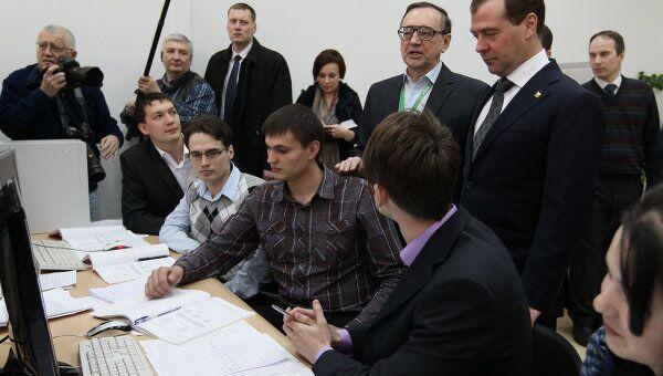 Поездка президента России в Чебоксары