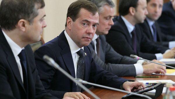 Президент РФ Д.Медведев провел заседание Госсовета в Чебоксарах