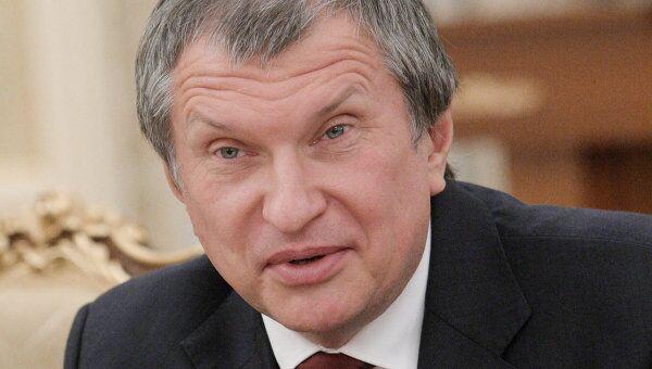 Игорь Сечин. Архив