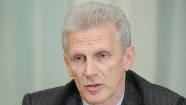 Андрей Фурсенко. Архивное фото