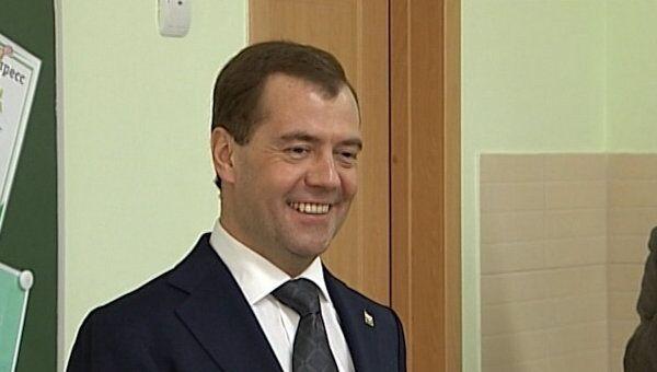 Медведев признался, что не хотел быть похожим на генсека ЦК КПСС