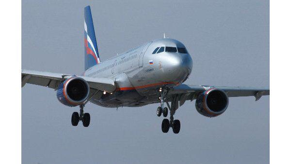 Аэробус А-320 авиакомпании Аэрофлот