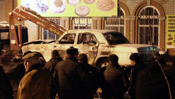 Убит глава УВД Махачкалы Ахмед Магомедов