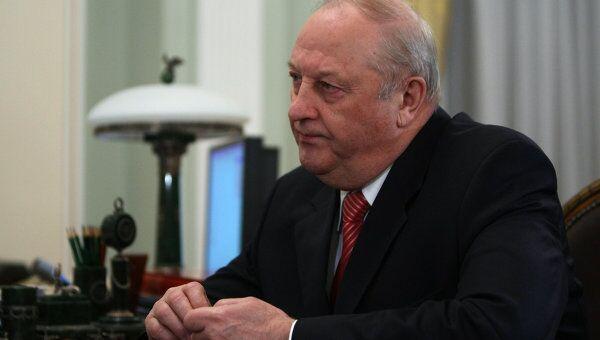 Десять самых значимых событий 2009 года на Урале: отставка Эдуарда Росселя