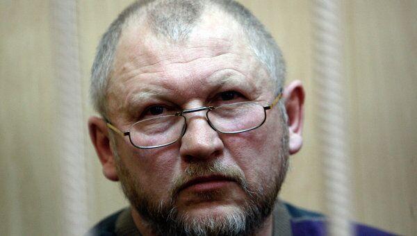 Оглашение приговора Михаилу Глущенко. Архивнео фото