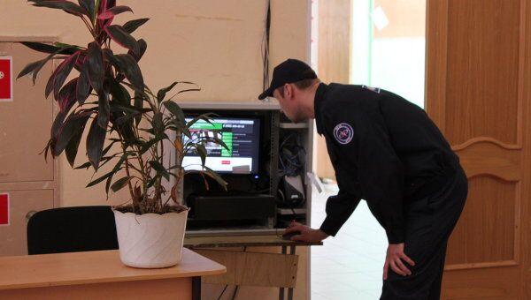 Камеры выборы Москва установка бригада