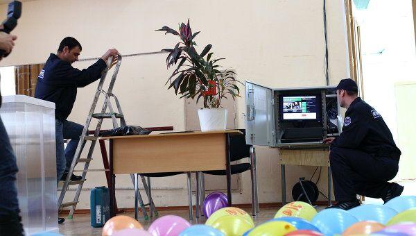 Установка камер на ИУ 131 в Москве
