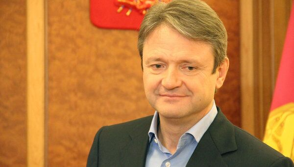 Александр Ткачев, губернатор Краснодарского края