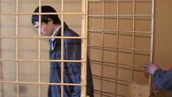 Кадры задержания юношей, смастеривших на даче бомбы для взрывов в Москве