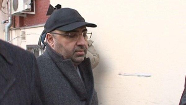 Замглавы ВЭБа Балло отворачивался от журналистов, ожидая решения суда