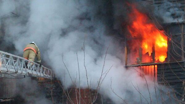 Взрыв и пожар в Энгельсе напомнил очевидцам военные годы