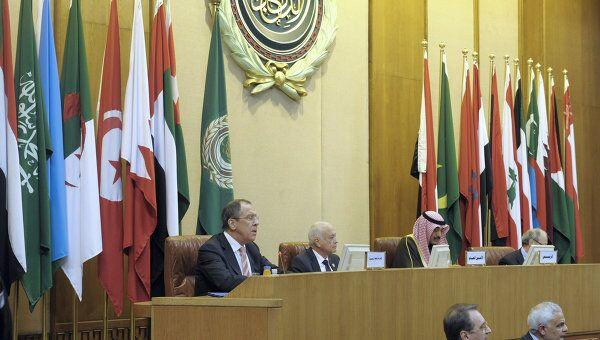 Главы МИД России и Лиги арабских государств согласовали план урегулирования в Сирии