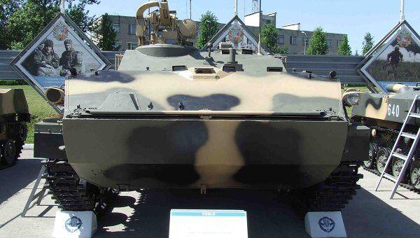 Машина разведки РХМ ВДВ. Архивное фото