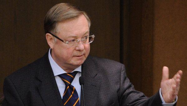 Сергей Степашин. Архив