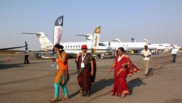 Индия. Аэропорт
