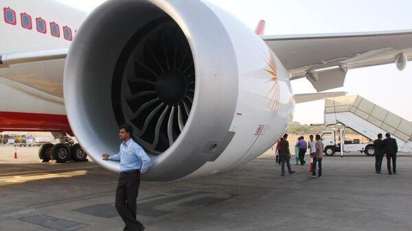 Российские самолеты на авиасалоне в Индии