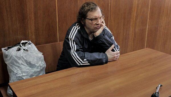 Основатель финансовой пирамиды МММ Сергей Мавроди. Архив