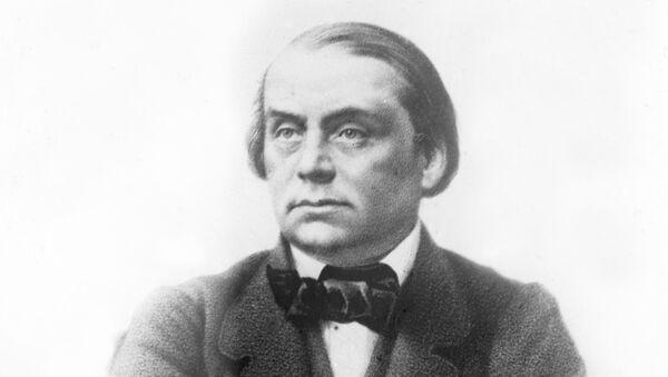 Русский писатель Иван Александрович Гончаров