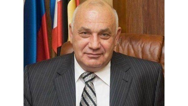Глава Энгельсского района Михаил Лысенко