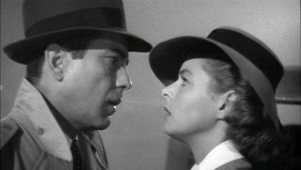 Кадр из фильма «Касабланка»