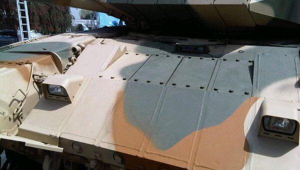Модернизированный танк Т-90С готовится к презентации