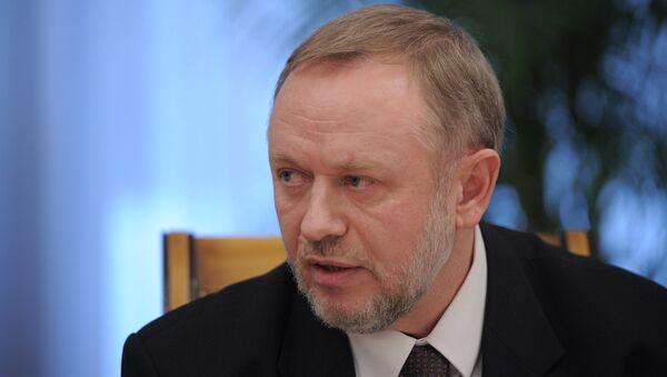 Глава ФСВТС Александр Фомин. Архивное фото
