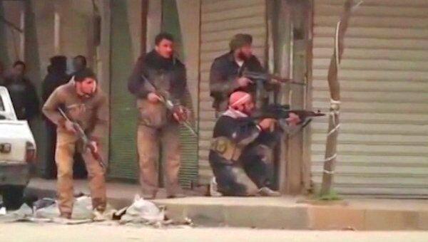 Митинги сирийской оппозиции разгоняют стрельбой на поражение