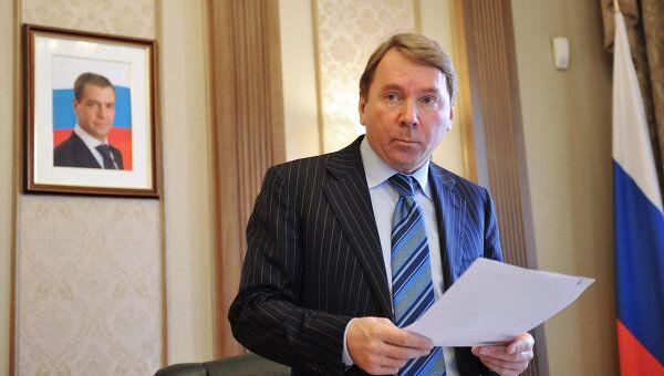Управляющий делами президента РФ Владимир Кожин. Архивное фото