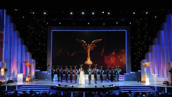 Церемония вручения кинематографической премии Ника. Архивное фото