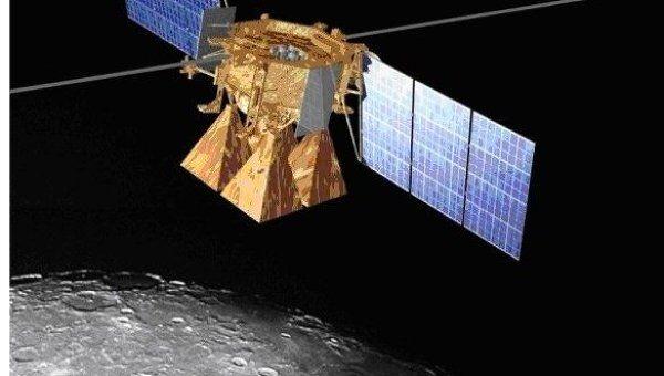 Зонд Луна-Глоб, архивное изображение