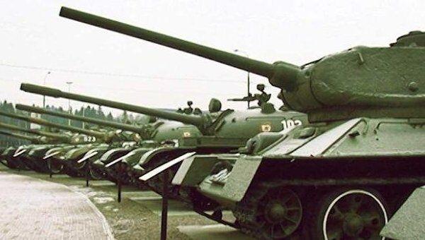 Т-34 Специальный репортаж