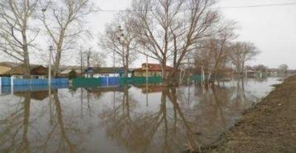 Паводок в Башкирии