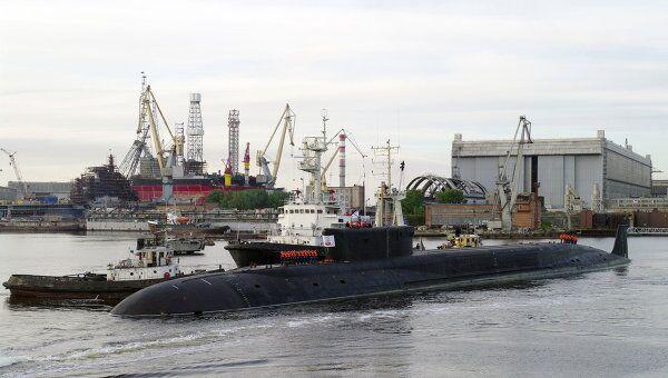 ОАО Производственне объединение Севмаш в Северодвинске