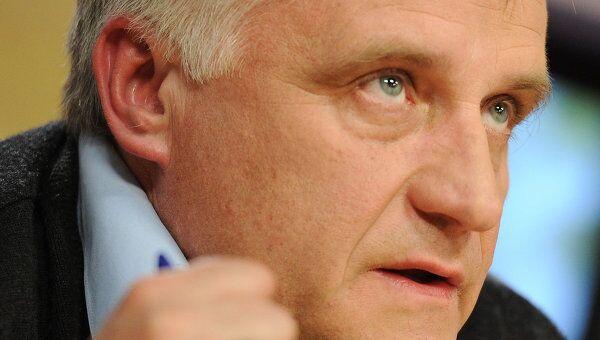 Исполняющий обязанности директора информационного бюро НАТО в Москве Роберт Пшель. Архивное фото